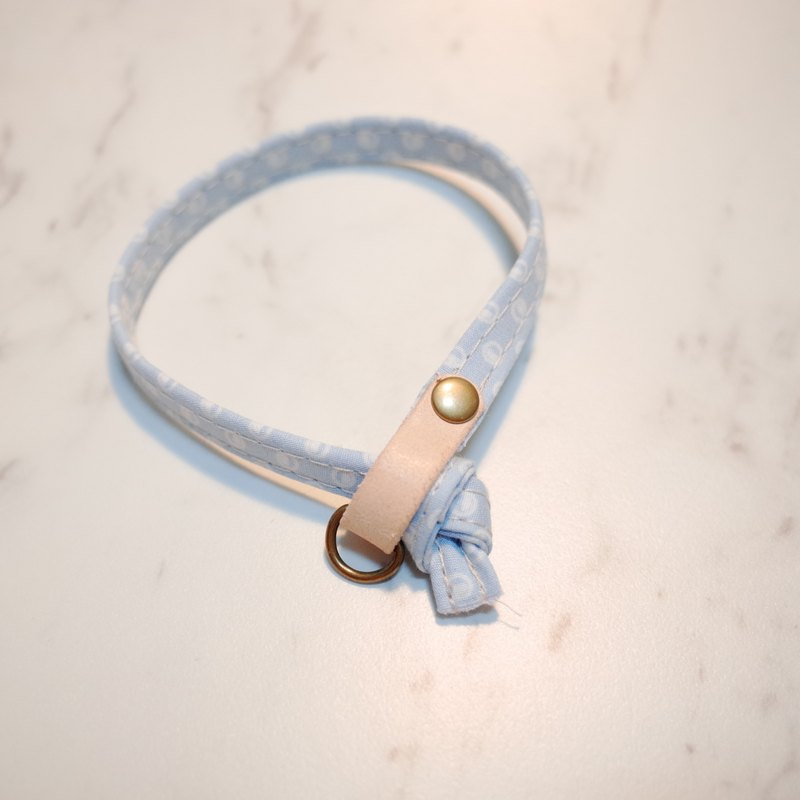 Cat Collars, Light blue Balloon_CCJ090403