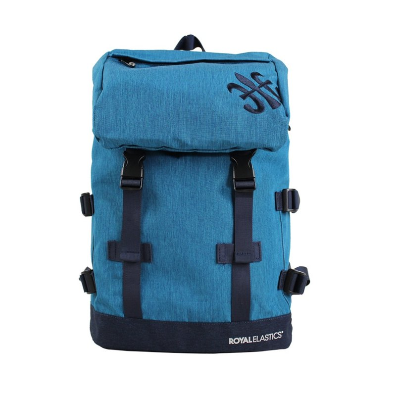 ROYAL ELASTICS - Festival Mountain Rock Series - Backpack - Indigo