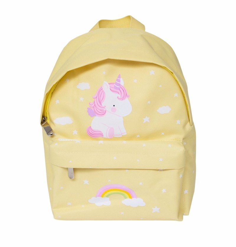 [Out of print sale] Netherlands aLittleLovelyCompany – cute unicorn young mini backpack