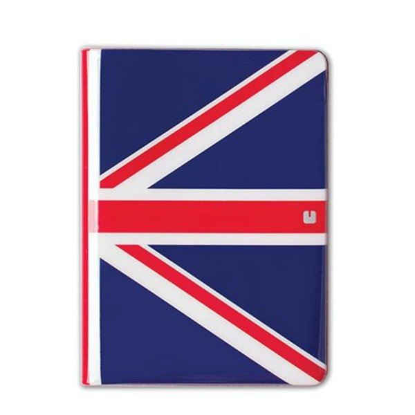 National flag series security passport holder 02. United Kingdom