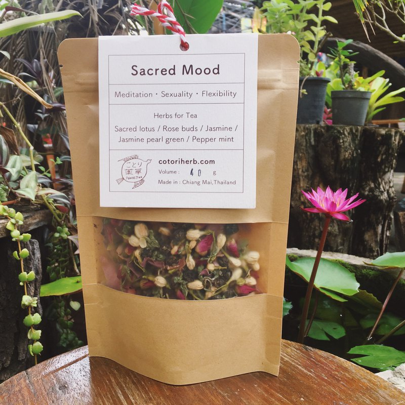 Sacred Mood -Good mood moon tea-