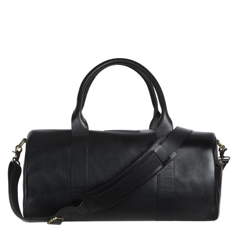 SUCCESSION Bag/Travel Bag_Black / Black