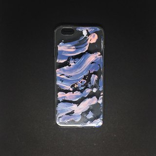 Acrylic Hand Paint Phone Case | iPhone 6/6s |  Raging