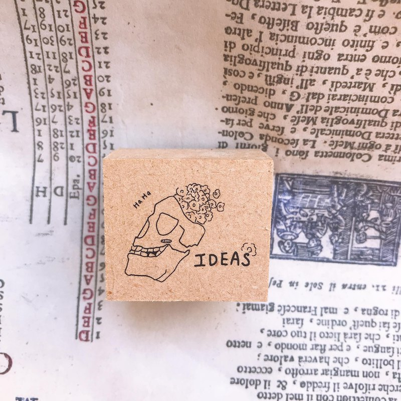Pocket stamp - IDEAS
