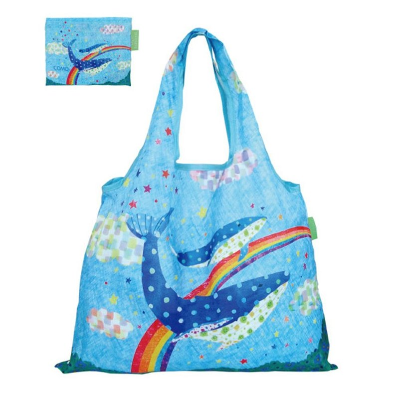 Japanese Prairie Dog Design Bag - Whale