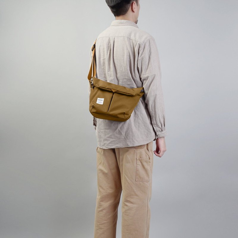 hellolulu Kasen Travel Backpack-Deep Khaki
