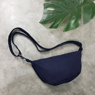 MINI NAVY TOP BAG