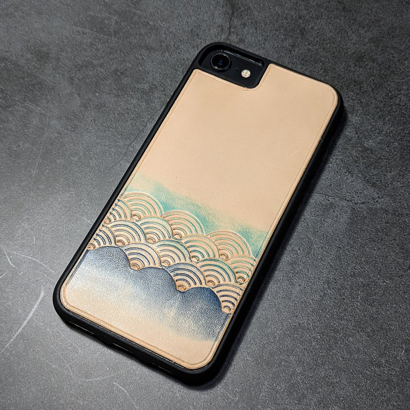 Shanmeng Oath - Leather Phone Case