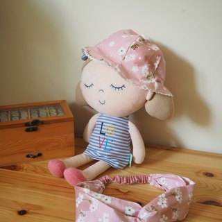 Handmade Hat and Headband Set