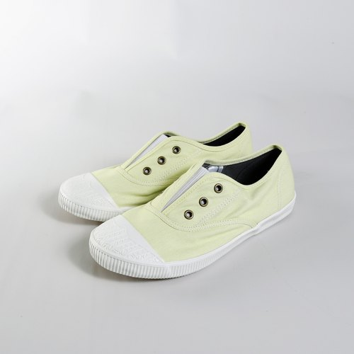 FREE/grass green/canvas shoes/lazy shoes/leisure shoes/Taiwan good product
