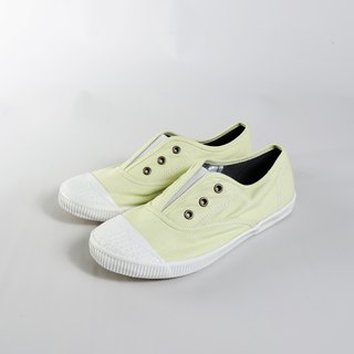 Casual shoes - FREE grass wood green