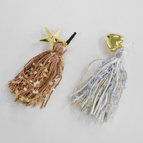 Free gifts - tassel headset plug (large)