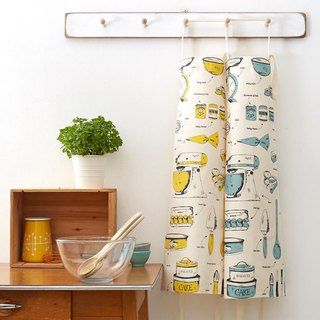 British Egg Organic Cotton Apron Baker