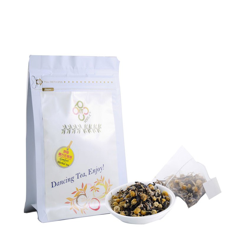 [POITC-C] Selected Comfort Compound Flower Tea (sealed bag)