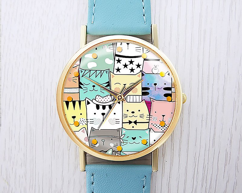 Cat Family - Women's Watches / Men's Watches / Neutral Tables / Accessories [Special U Design]