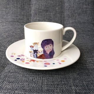 Huang Jingying - Starry - Coffee Cup Cup Group