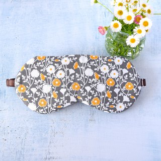 Flower festival/sleep mask