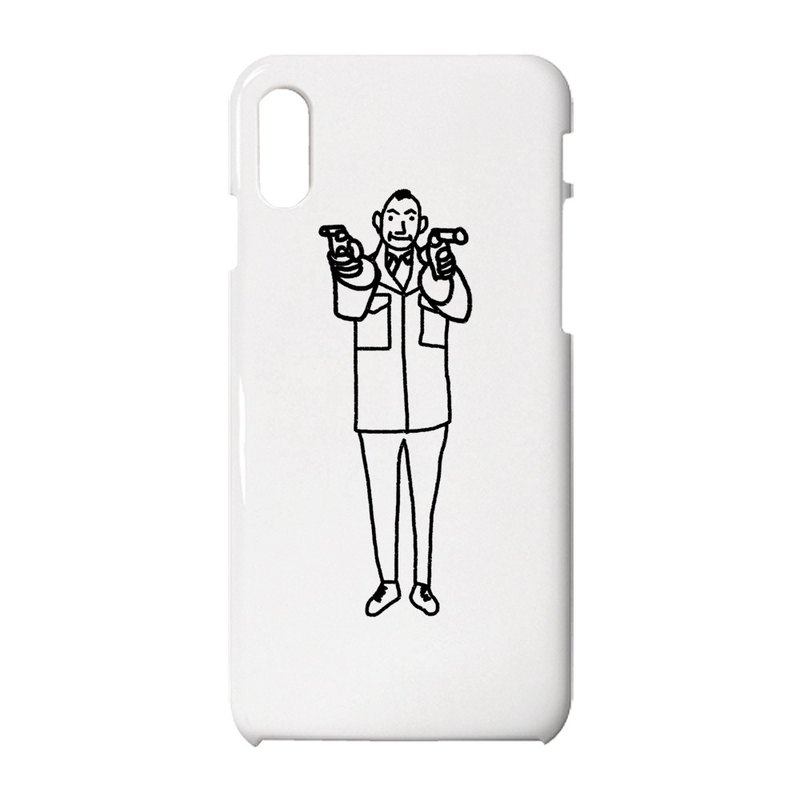 Travis #3 iPhone case