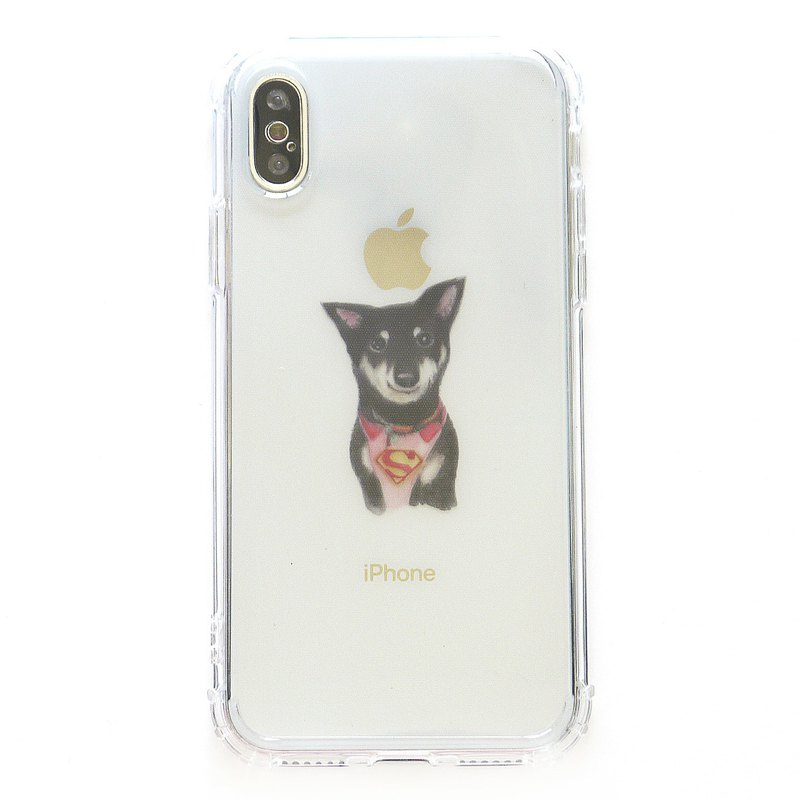 Miniature Pinscher - Mobile Shell | TPU Phone case Anti-fall Air Compressor |