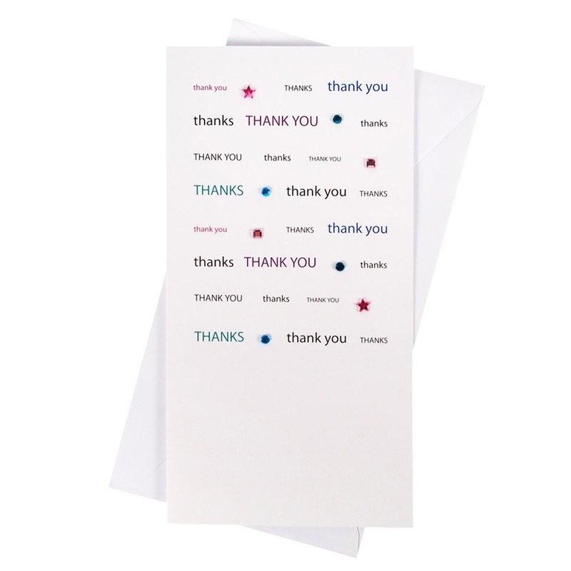 非常感謝你【Hallmark-卡片 無限感謝】
