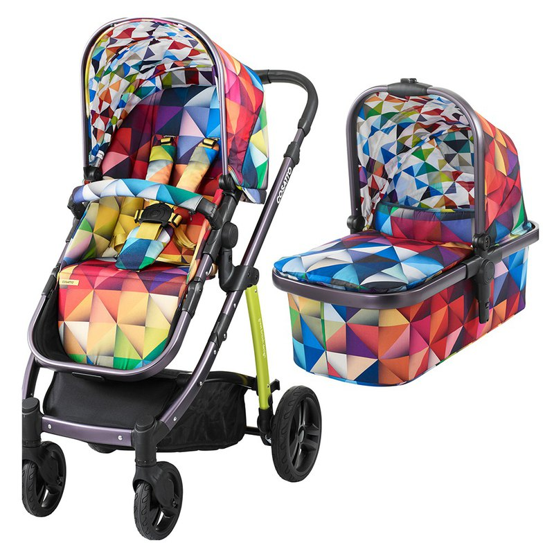 Cosatto wow pram and pushchair - Spectroluxe