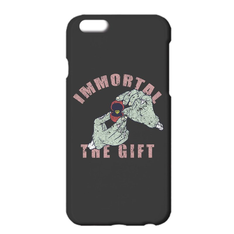 iPhone ケース / immortal the gift