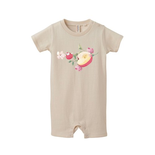 Kao Rei - Apple Flower Short Sleeve Bag Fart