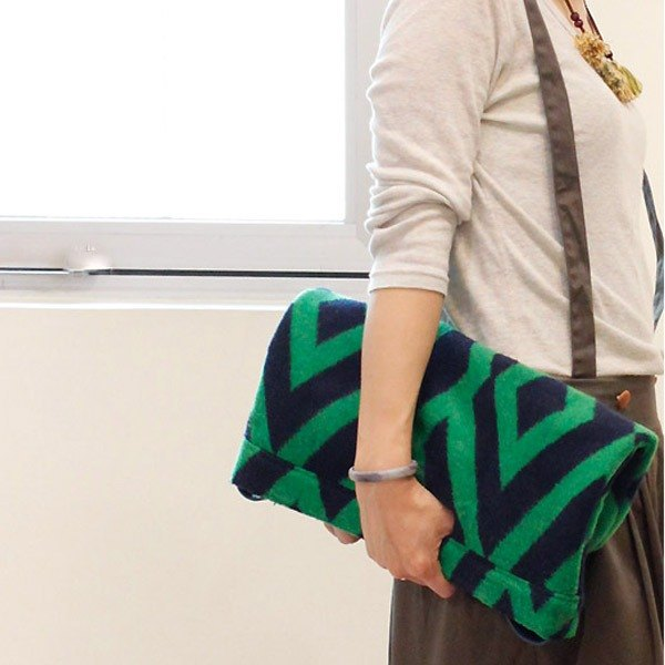 ☆ Palette ☆ 彡 Palette 2 WAY Clutch Tote Bag