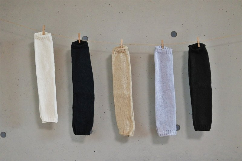 Arm cover Navy blue second from left