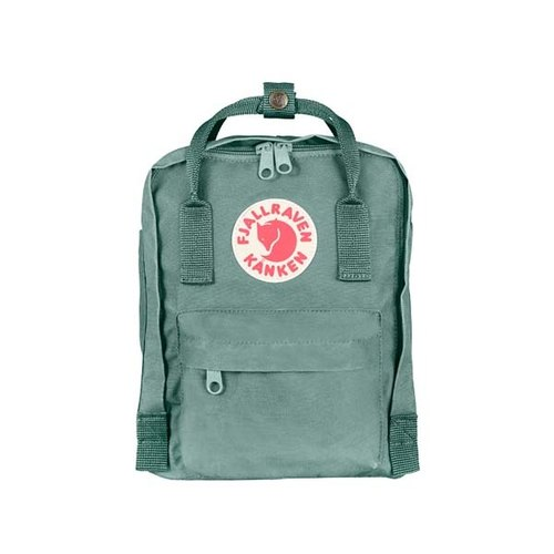 Kanken mini 664 Frost after Green cream Green Backpack