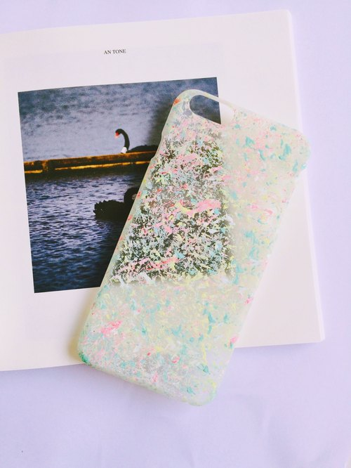 Miscellaneous color series iPhone6P / 6sP painted Phone Case