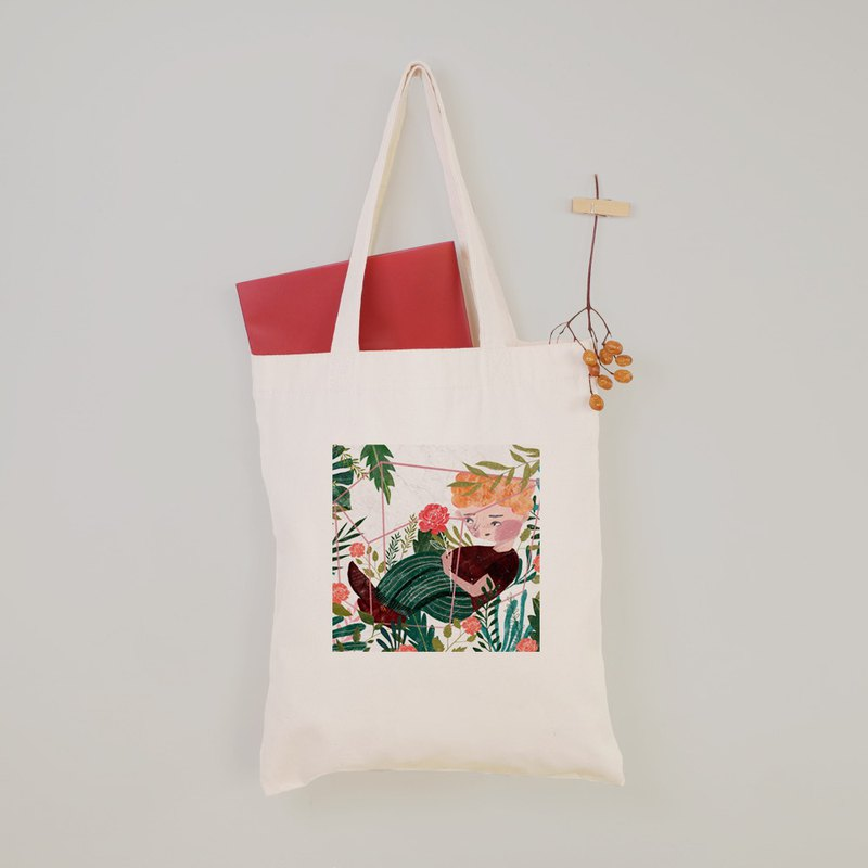 [Character Illustrator] Little Prince Canvas Tote