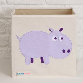 American kaikai & ash storage box - Happy Hippo