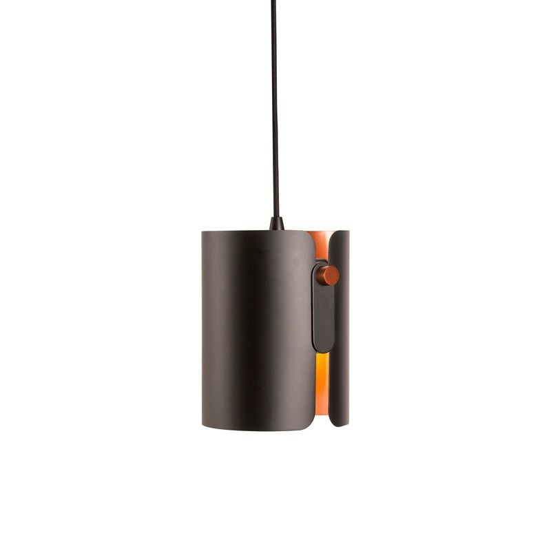 Kanari Cylight Ceiling Lamp Black / Copper