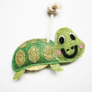 Scrubbing Brush - Joyful Bath Vegetable Dish - Turtle