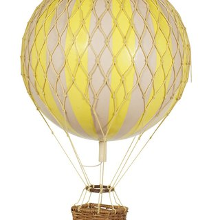 Authentic Models Hot Air Balloon Strap (Light Travel / Yellow)