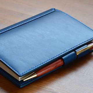 Note cover with penholder A 6 size