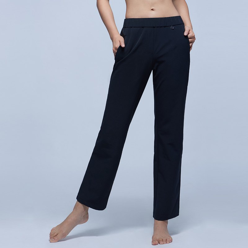 [MACACA] Lightweight Casual Pants - BRE7981 Black