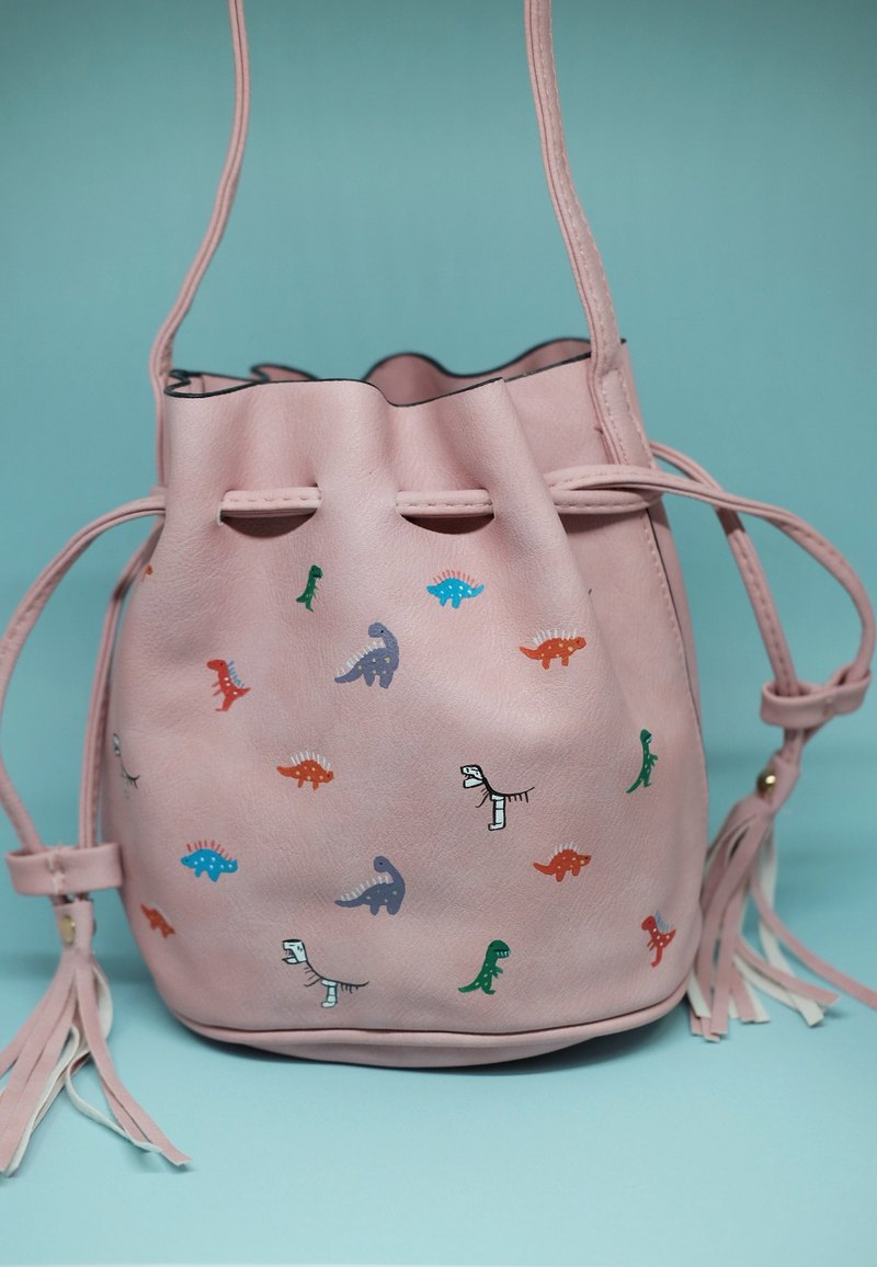 Dino Mini Bucket Bag