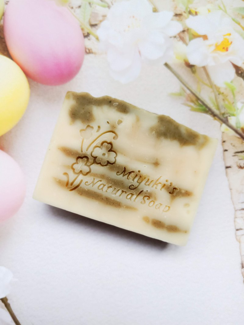 Verbena fresh bath soap (summer aroma)