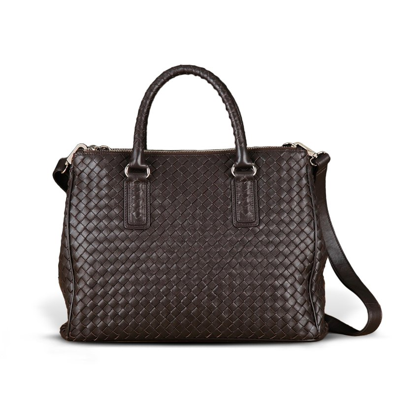 STORYLEATHER Spot Style 6550 woven bag