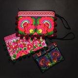 Tribal Clutch Bag