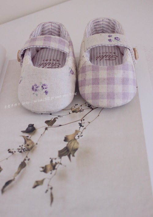 [Ri Moon Handmade baby shoes, hand-made