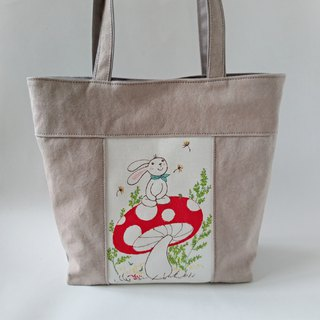 Quiet 1-tote bag, shoulder bag