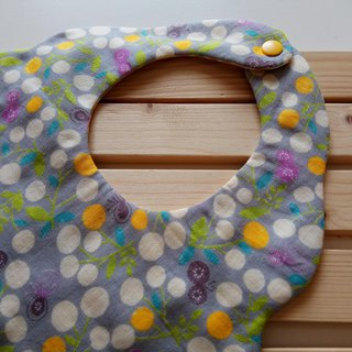 Japanese cotton gauze cloth moon gift bib six-layer yarn eight-layer yarn baby bib saliva towel