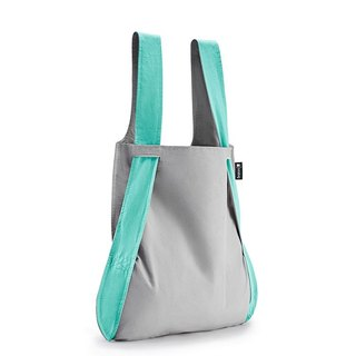 Notabag - Mint/Grey