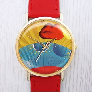 Colorful Fans - Women's Watches/Men's Watches/Neutral Watches/Accessories [Special U Design]