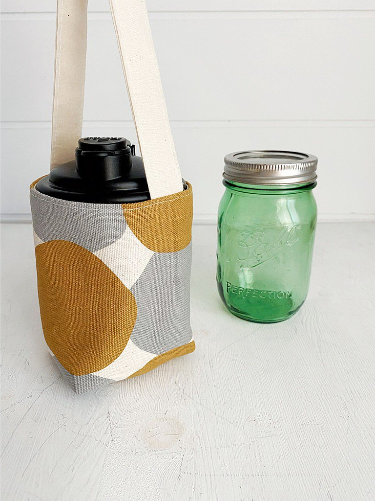hairmo sunset evening tote bag + (ice dam cup / hand crank / thermos bottle / mason / small bag)