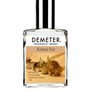 【Demeter Scent Library】 Kitten Fur Eau De Toilette 30ml