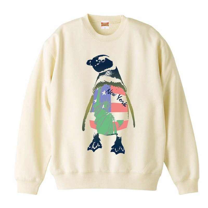 [Sweat] NYPenguin